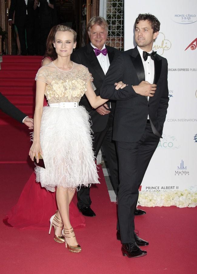 Le couple le plus glamour du Festival de Cannes, à Monaco le temps d'une soirée !