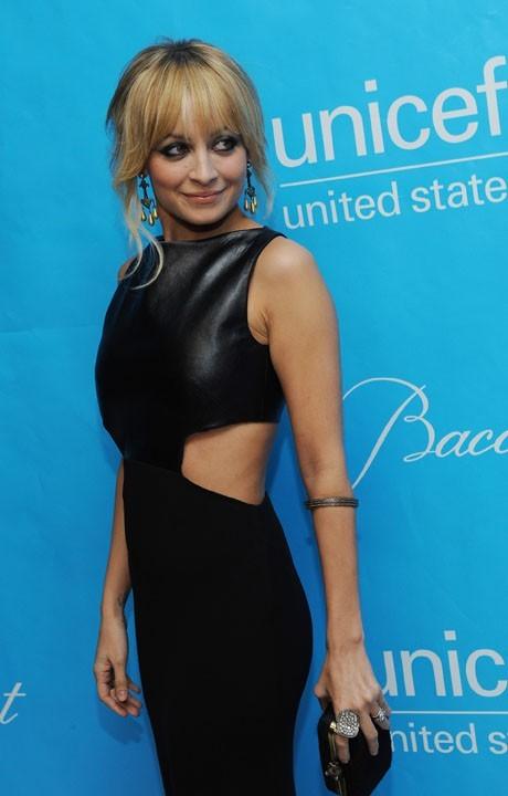 Nicole Richie, l'autre sublime blonde en noir
