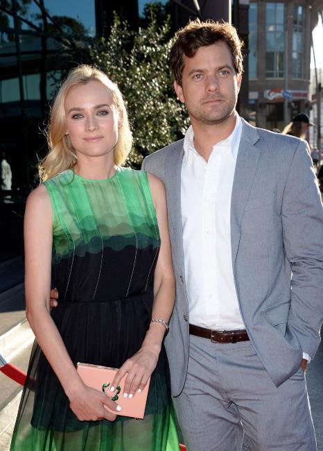 Diane Kruger et Joshua Jackson le 8 juillet 2013 à Los Angeles