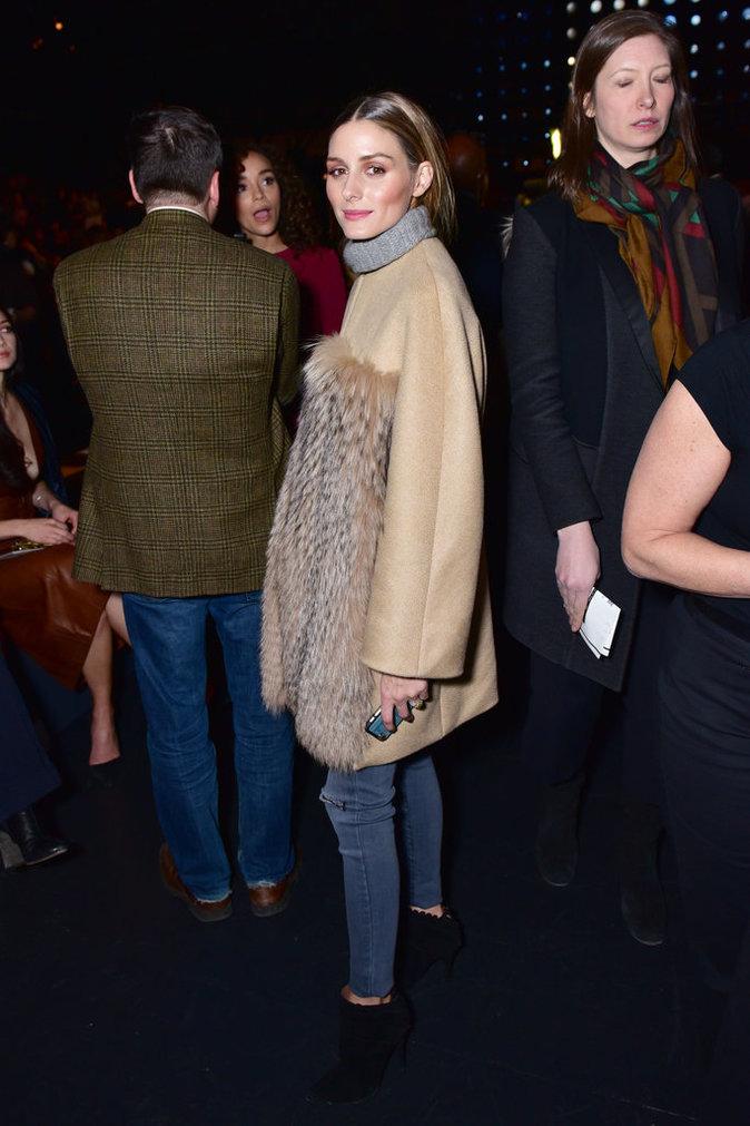 Olivia Palermo a misé sur le jean