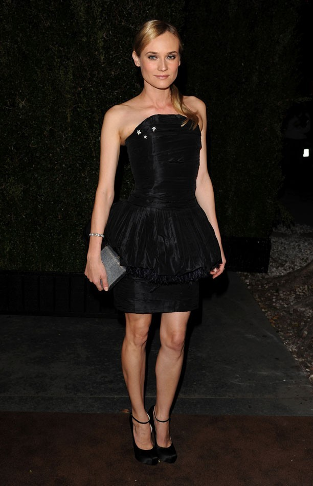 Diane Kruger, toujours impeccable !
