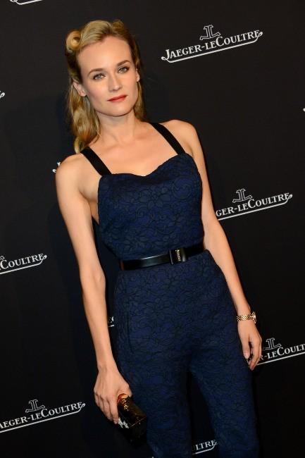Diane Kruger le 20 novembre 2012 à Paris