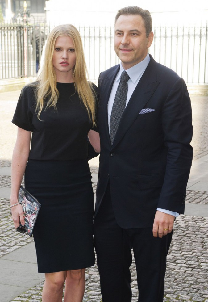 Ils ont divorcé : Lara Stone et David Walliams