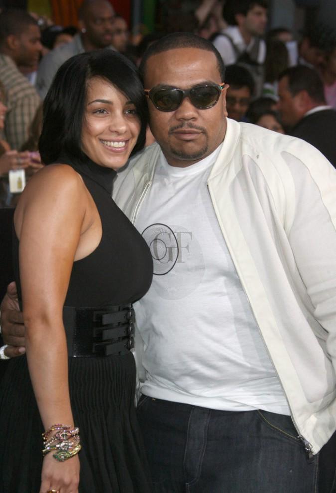 Ils ont divorcé : Timbaland et Monique Mosley