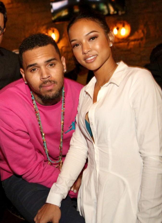 Ils se sont séparés : Chris Brown et Karrueche Tran