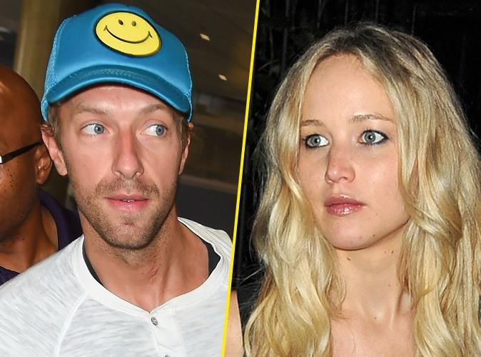 Ils se sont séparés : Chris Martin et Jennifer Lawrence
