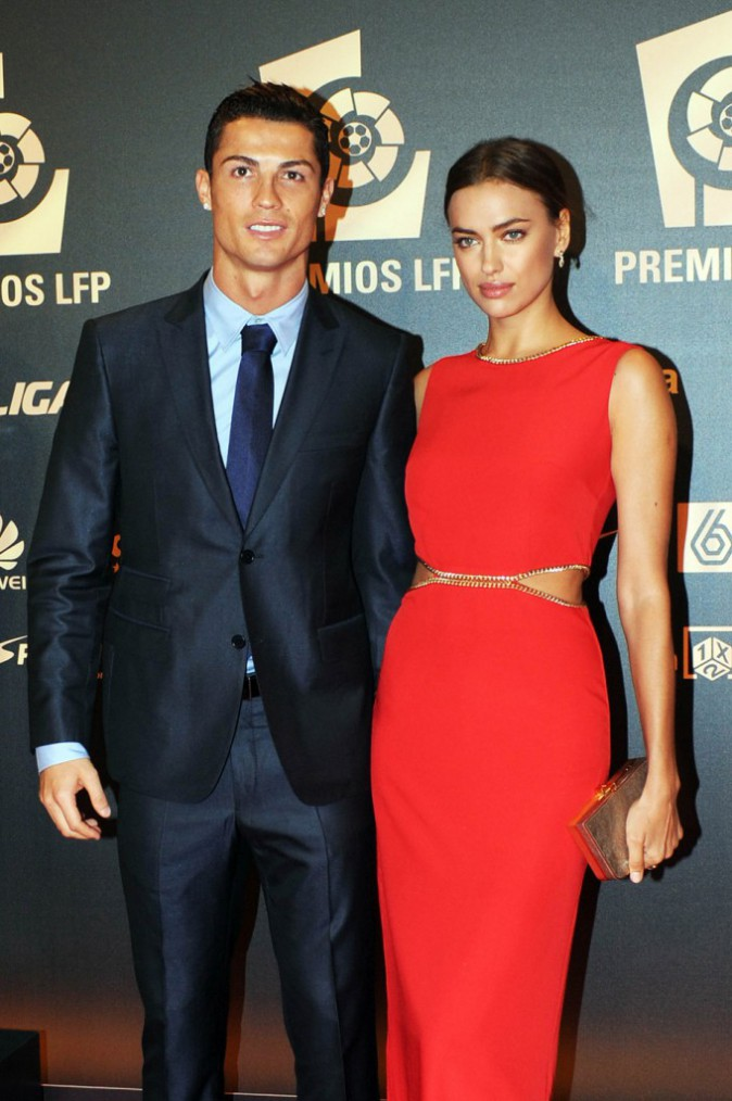 Ils se sont séparés : Cristiano Ronaldo et Irina Shayk
