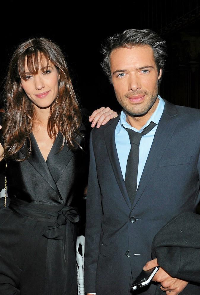Doria Tiller avec Nicolas Bedos.