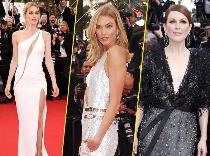 Photos : Doutzen Kroes, Karlie Kloss, Julianne Moore... Des égéries L'Oréal au top sur le red carpet !