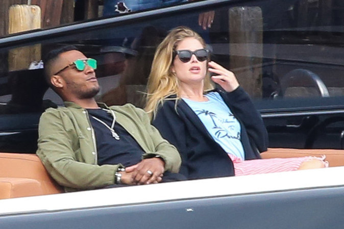 Photos : Doutzen Kroes prend le large !