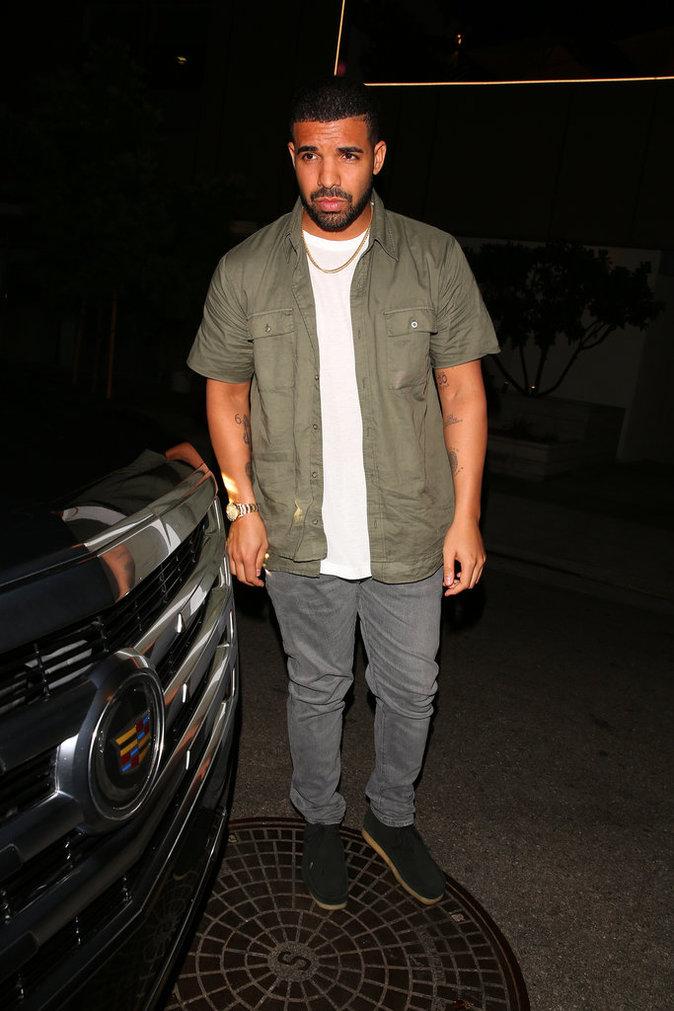 Photos : Drake : avec Hailey Baldwin, ça se précise !