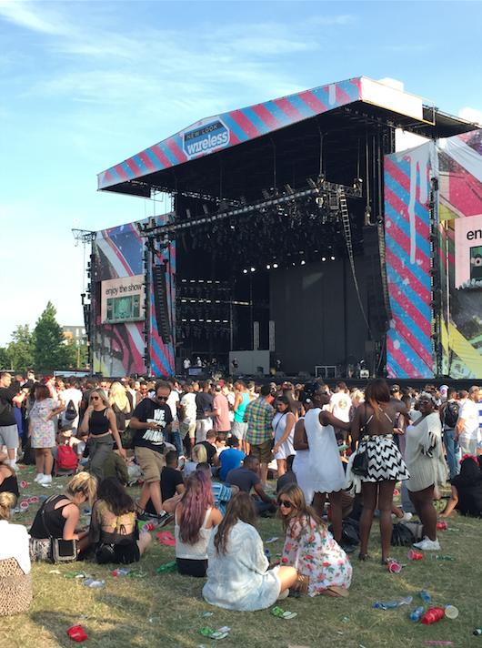Le Wireless Festival