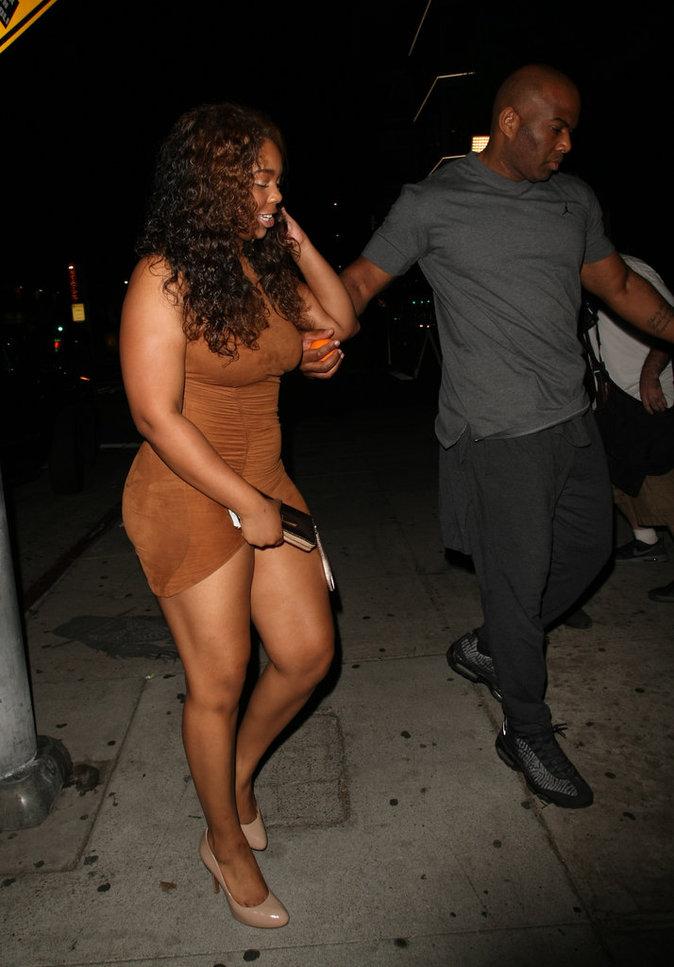 Drake et une mystérieuse inconnue à Los Angeles le 12 octobre 2015