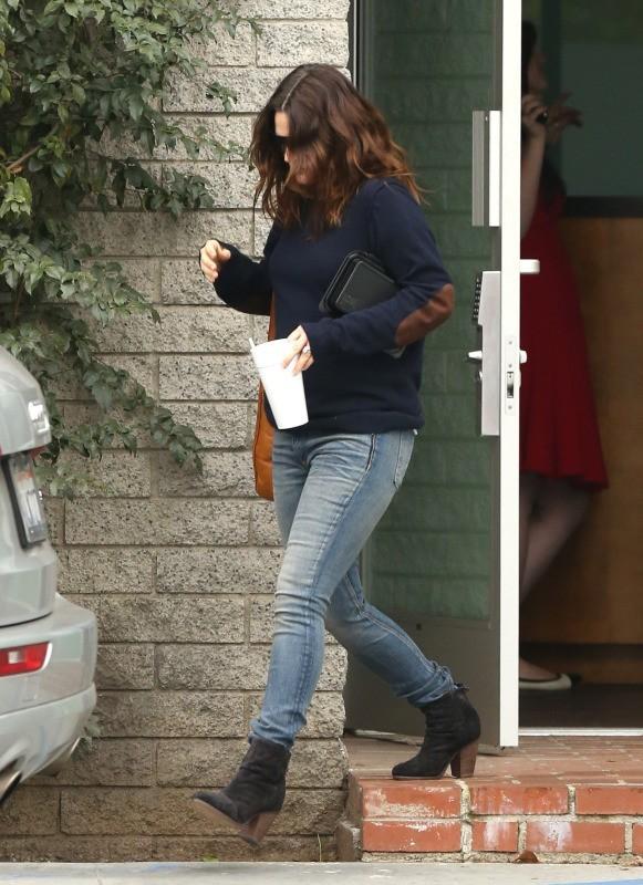 Drew Barrymore, Santa Monica, 14 décembre 2012.