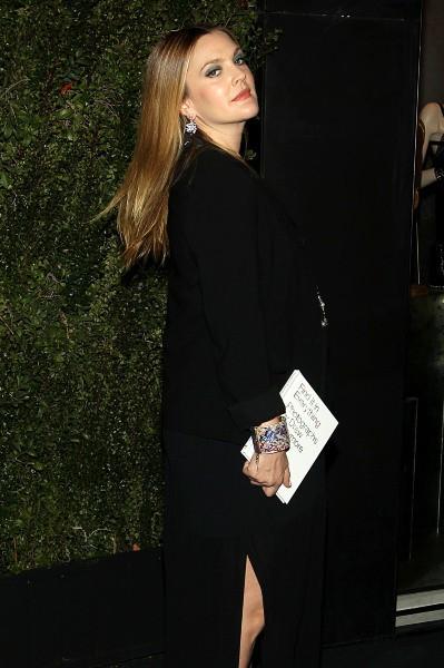 """Drew Barrymore lors du lancement de son livre """"Find It In Everything"""" à Los Angeles, le 14 janvier 2014."""