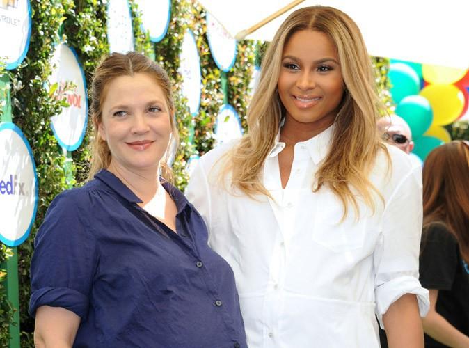 Drew Barrymore et Ciara : copines de grossesse !