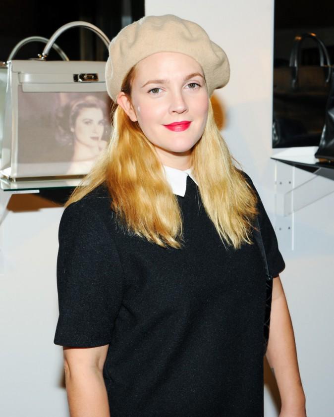Drew Barrymore le 9 novembre 2014