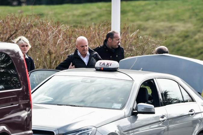 Photos : Dropped : Alain Bernard, Philippe Candeloro, Jeannie Longo... Retrouvailles avec les proches après le terrible drame !