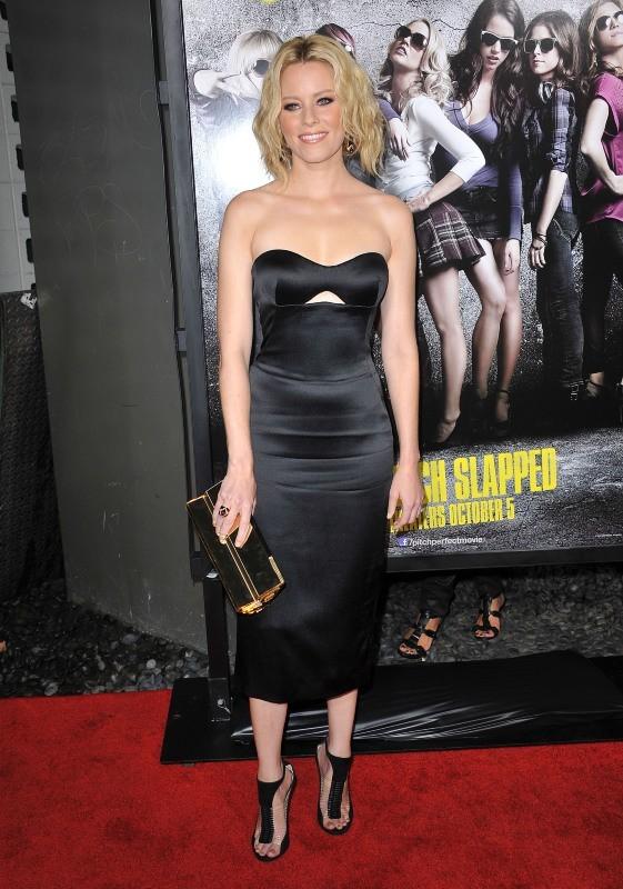 Elizabeth Banks, Los Angeles, 24 septembre 2012.