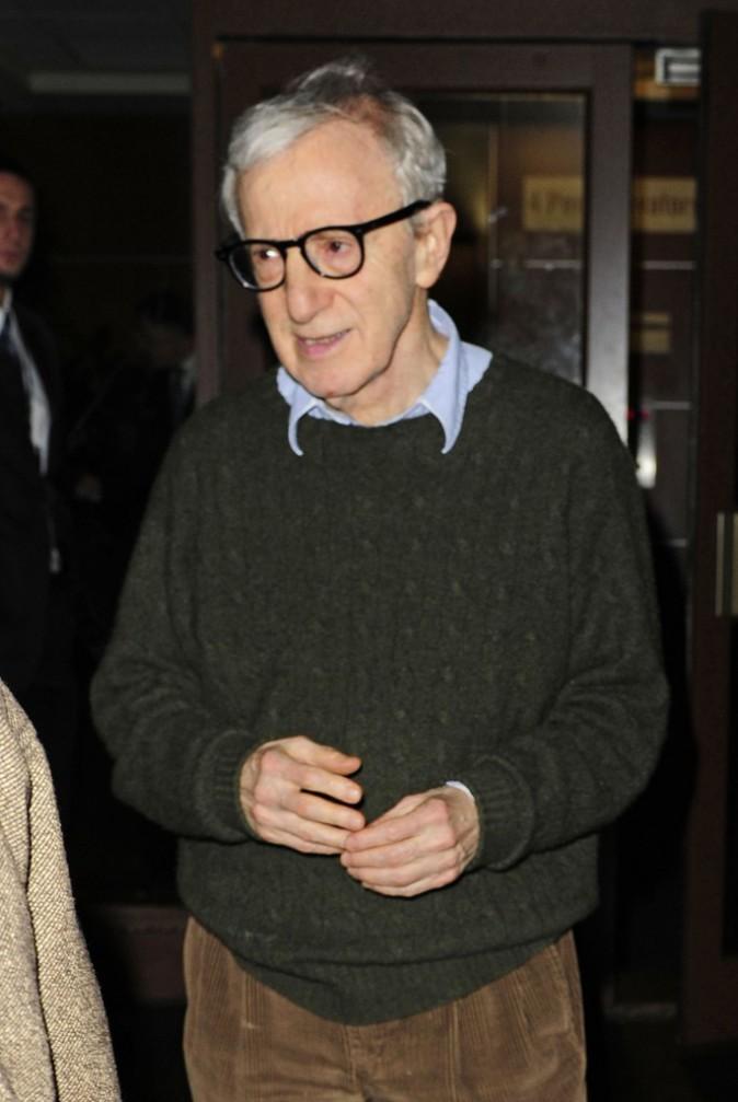 Allen Konigsberg alias Woody Allen