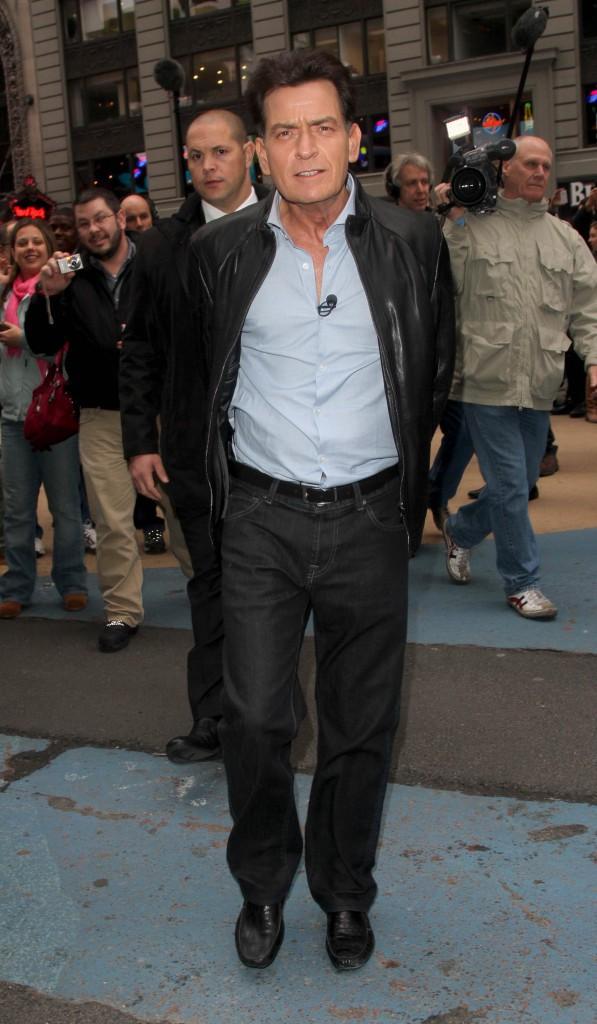 Carlos Irwin Estevez alias Charlie Sheen