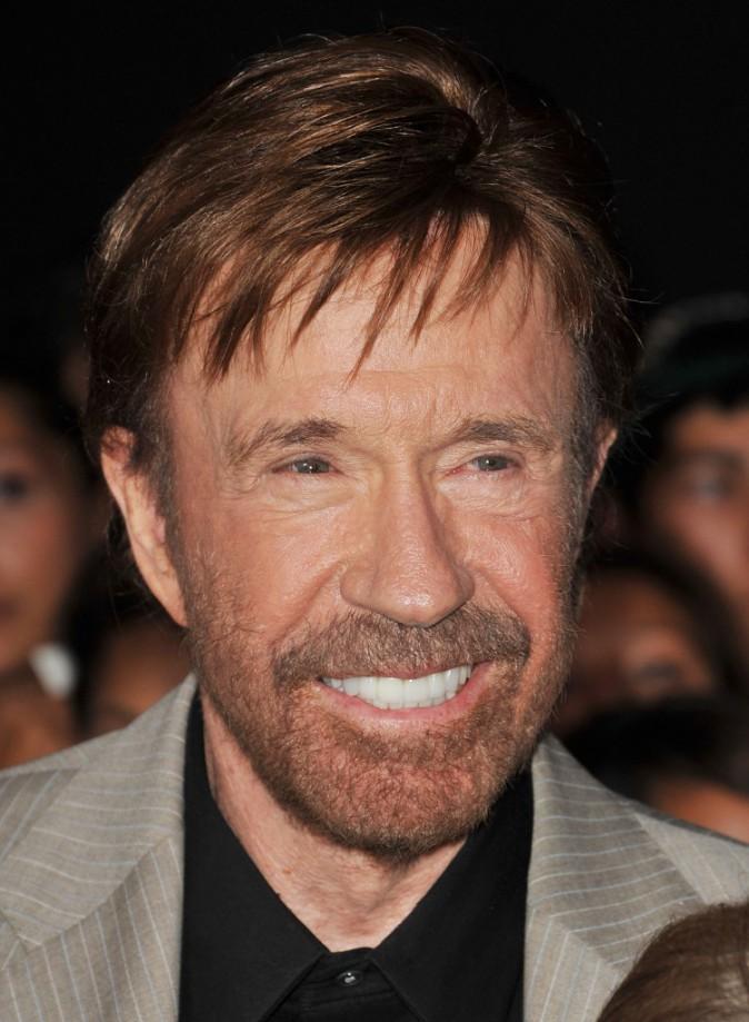 Carlos Ray Norris alias Chuck Norris