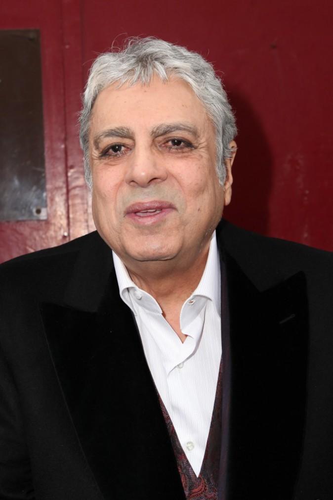 Gaston Ghrénassia alias Enrico Macias