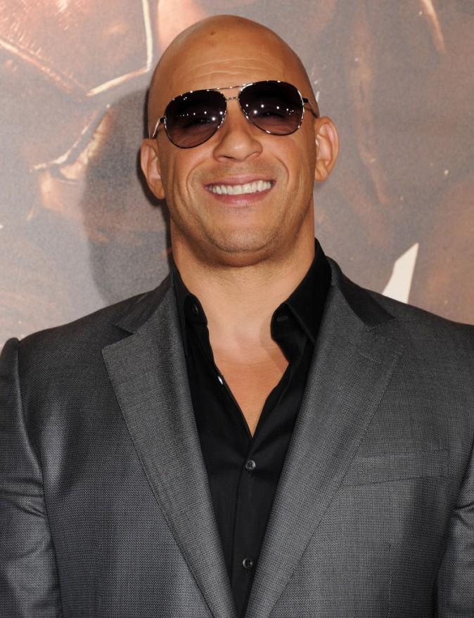 Mark Sinclair Vincent alias Vin Diesel