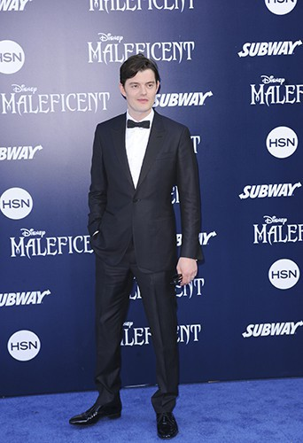 Sam Riley à Los Angeles le 28 mai 2014