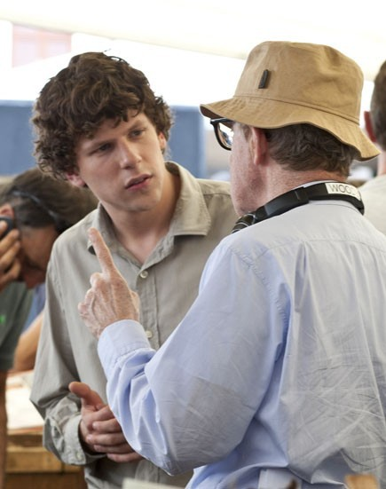 Ellen page and jesse eisenberg dating To Rome with Love () - IMDb
