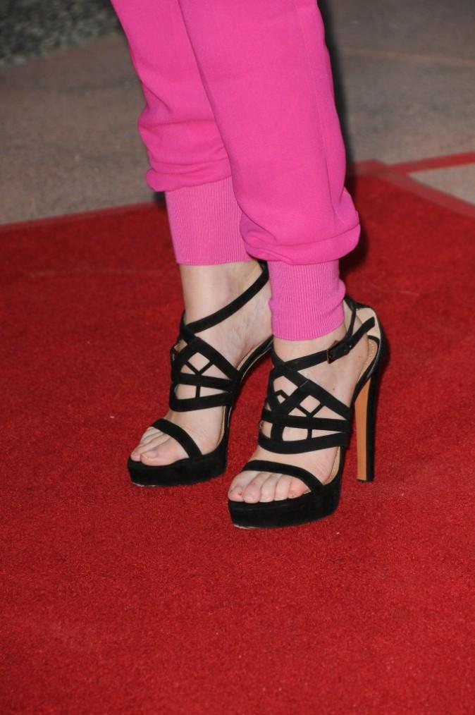 Les chaussures sont l'atout sexy de la tenue !
