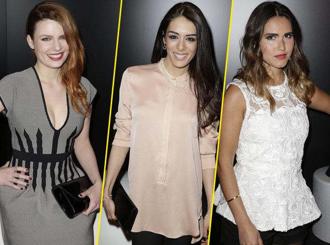 Élodie Frégé, Sofia Essaïdi, Joyce Jonathan : toutes sublimes pour L'Oréal Luxe !