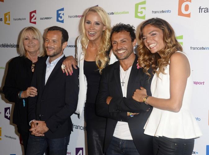 Elodie Gossuin : bye bye la bande de Cyril Hanouna, elle fait sa rentrée avec sa nouvelle famille de France Télévision !