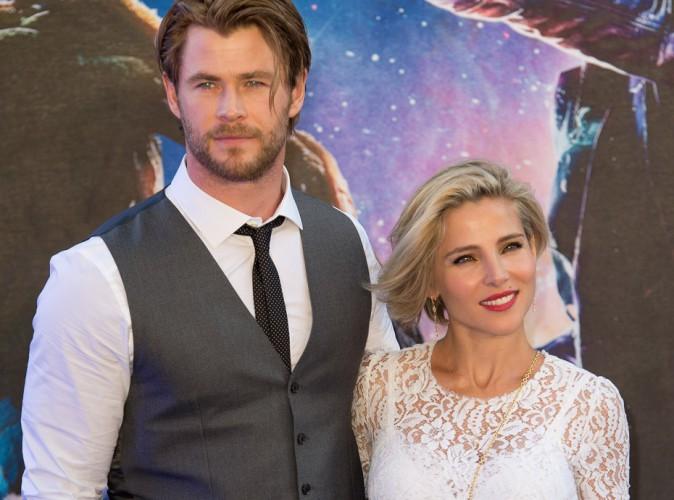 Elsa Pataky et Chris Hemsworth : le couple ultra-glamour apporte son soutien aux Gardiens de la Galaxie !