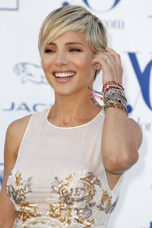 "Elsa Pataky lors de la soirée ""Yo Dona International Awards"" à Madrid, le 20 juin 2013."