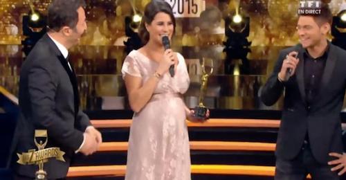 Photos : élue femme la plus sexy de l'année, Karine Ferri dévoile son baby bump !