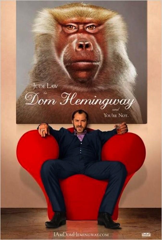 Emilia Clarke sera à l'affiche avec Jude Law dans Dom Hemingway en 2014 !