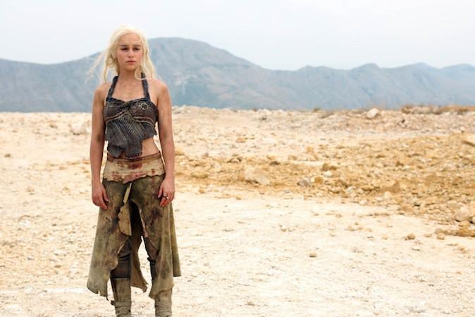 Khaleesi a été donné comme nom à un bébé français en hommage à Emilia Clarke !