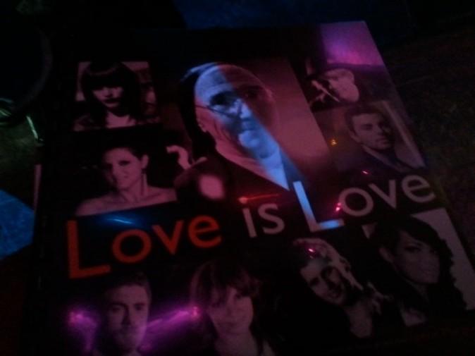 Public était à la soirée Love is Love hier soir ...