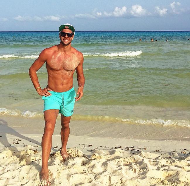 Bruno Cerella, le nouveau boyfriend d'Emilie Nef Naf, est basketteur