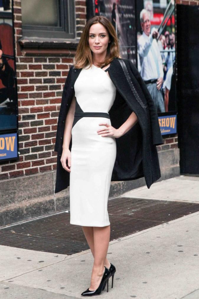 "Emily Blunt : ""j'ai sauvé la vie de Meryl Streep"" !"