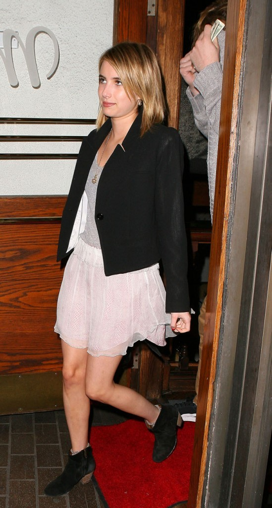 Emma Roberts à nouveau avec Chord Overstreet ? C'est bien ce qu'il semblerait !