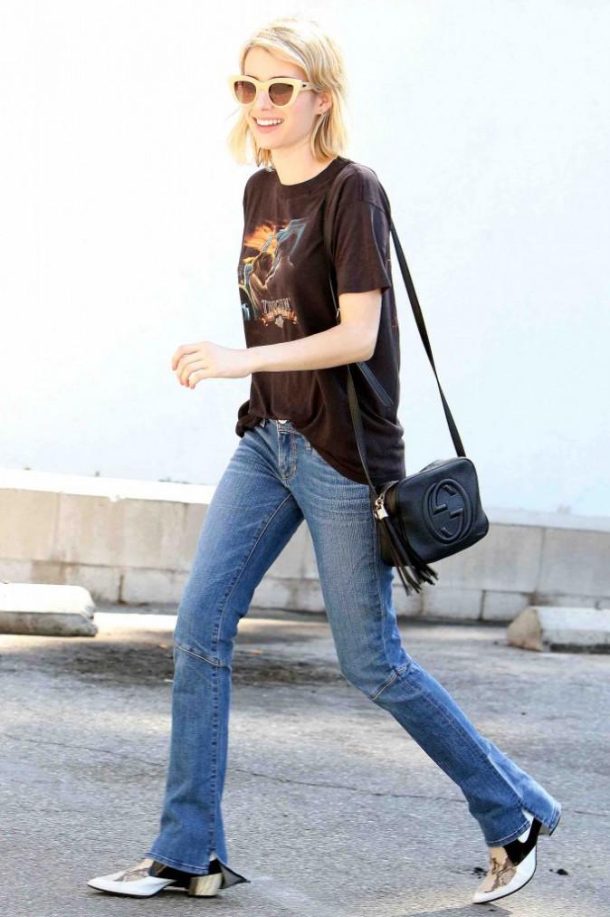 Emma Roberts : mais où est passé sa bague de fiançailles ?