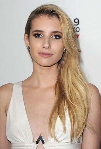Emma Roberts à Los Angeles le 5 octobre 2013