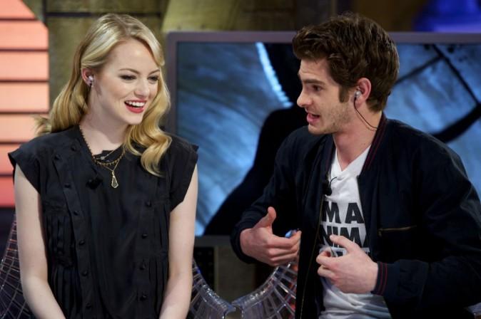Emma et Andrew sont prêts à tout !