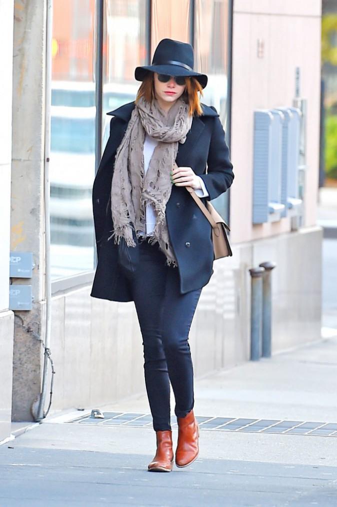 Emma Stone le 29 décembre 2014