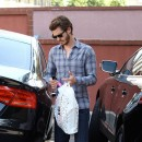 Andrew Garfield et Emma Stone le 7 octobre 2012 à Los Angeles