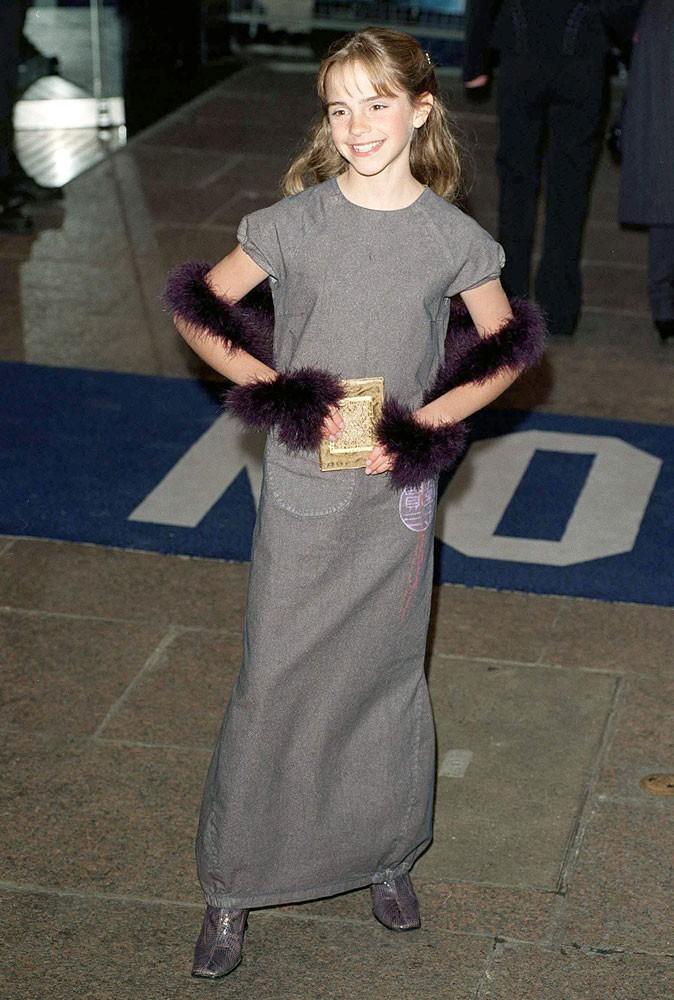 Photos : Emma Watson à 11 ans