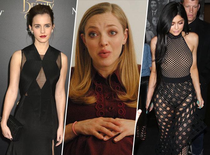 Emma Watson, Amanda Seyfried, Kylie Jenner... des clichés nus bientôt dévoilés ?