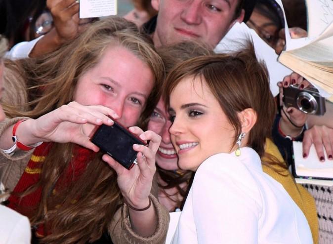 Emma toujours disponible pour ses fans !